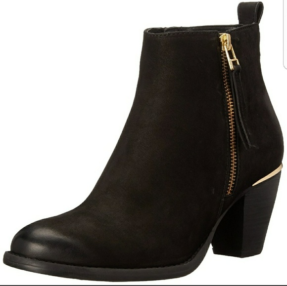 5fe622cd396 NEW Steve Madden Wantagh Women 8 Black Ankle Boot.  M 5a73784ddaa8f63a6ee50a5f